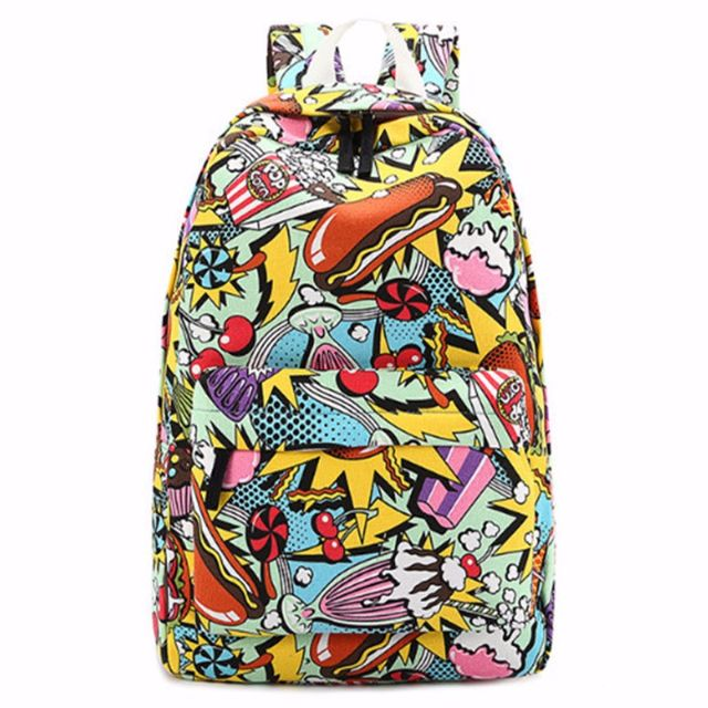 Colorful Backpacks with Laptop Storage for School   Work 55dd002341fe4
