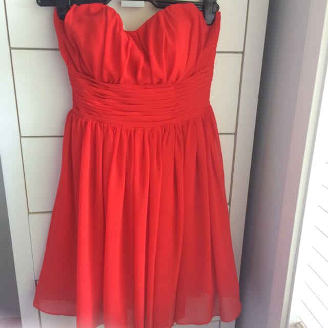 Endless Love Red Dress