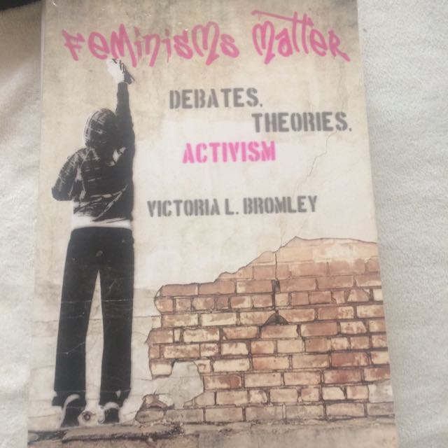 Feminisms matter WGS101 (UTM)
