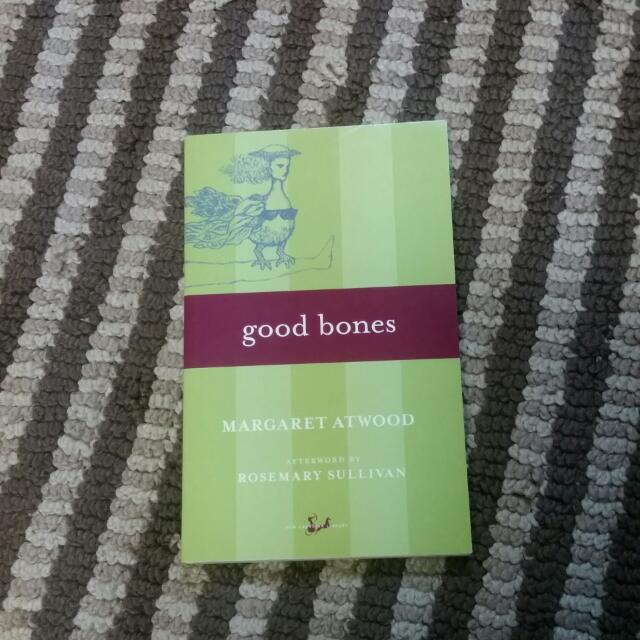 Good Bones By Margaret Atwood