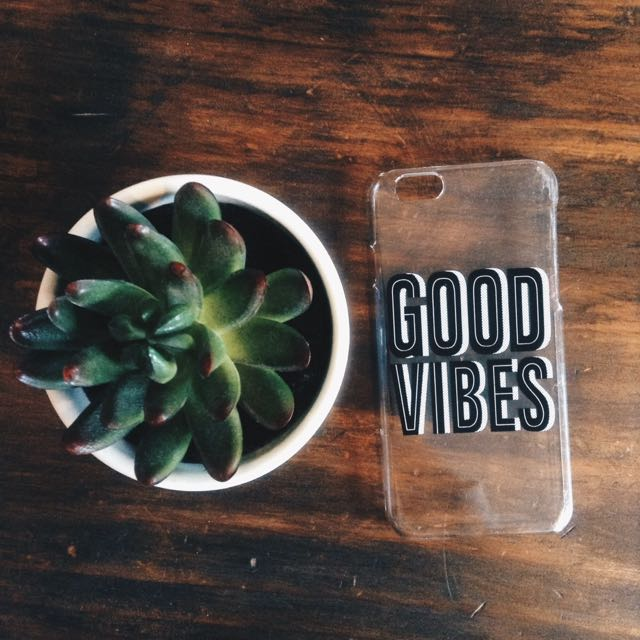 Good Vibes iPhone 6/6s Case