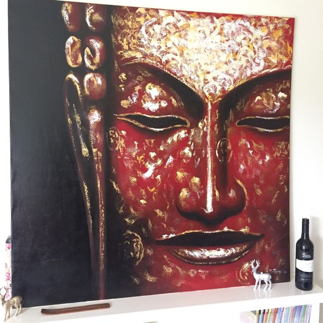 Gorgeous Large Painting