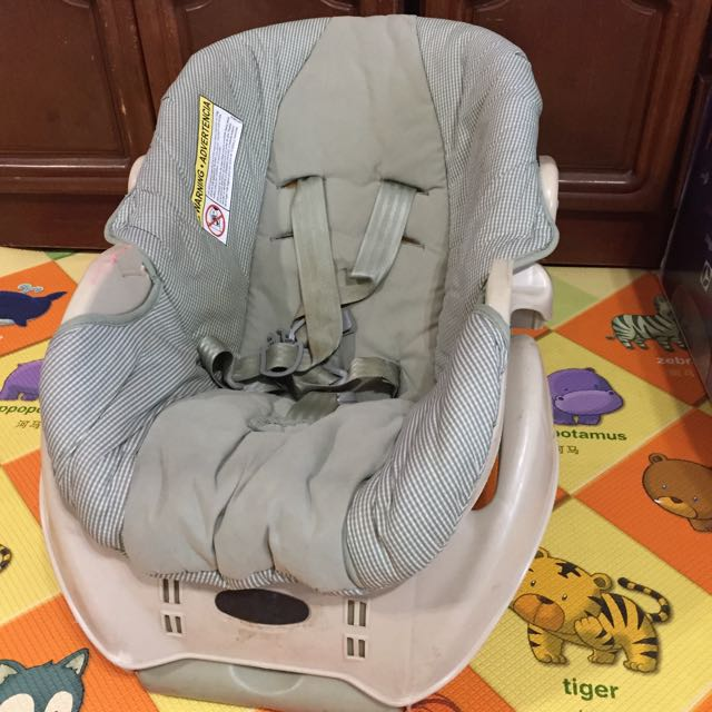 嬰兒椅GRACO