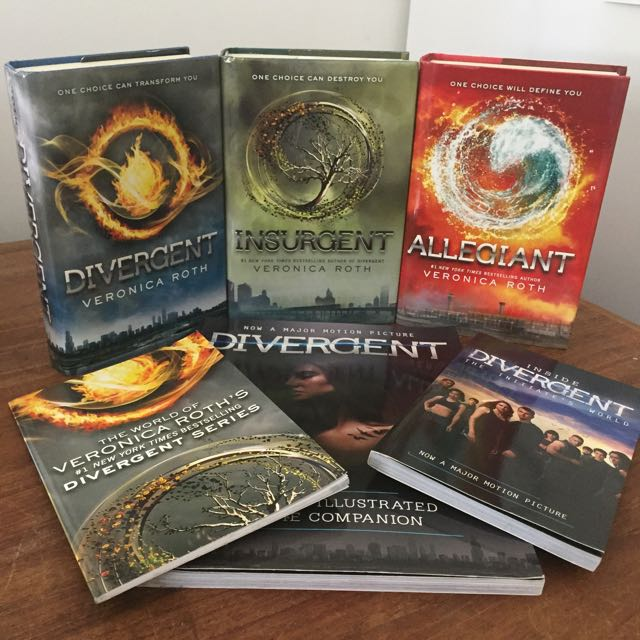 Hardcover Divergent Series