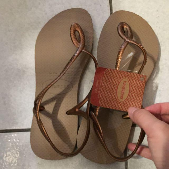 havaianas夾腳涼鞋 37-38