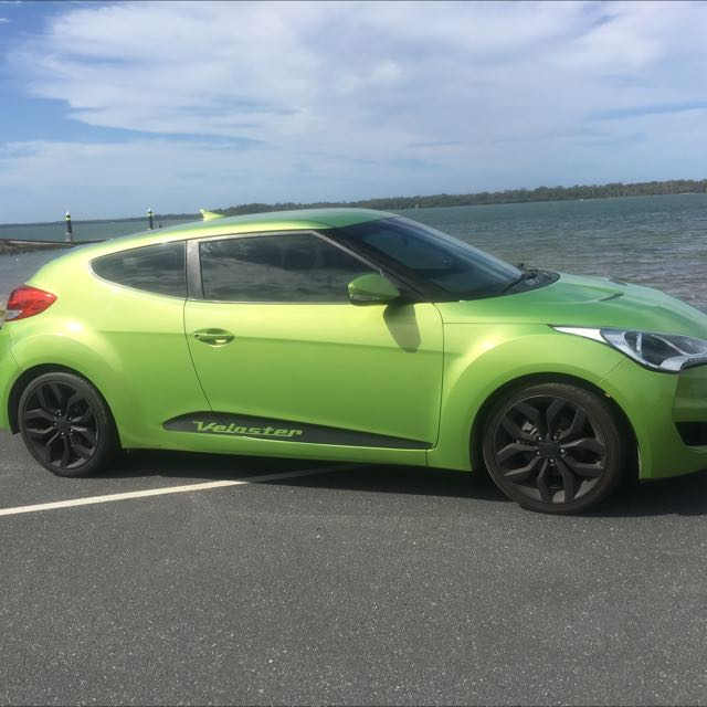 Hyundai Veloster For Sale!