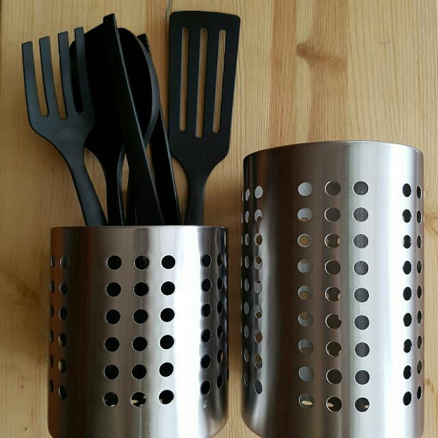 Ikea Ordning Gnarp Kitchen Utensil Holder Kitchen Appliances