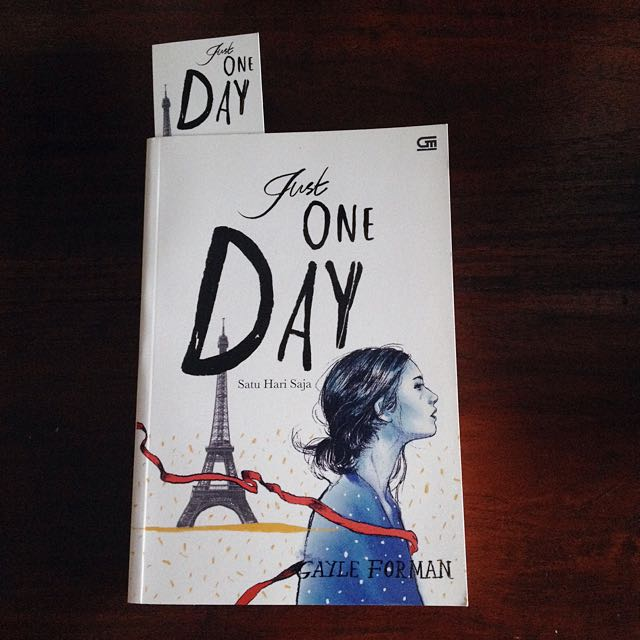 Just One Day (Indonesian Version)