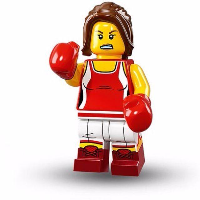 Lego CMS 16 Kickboxer