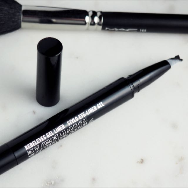 MAC Rebeleyes Gel Liner Stylo Eye-Liner Gel