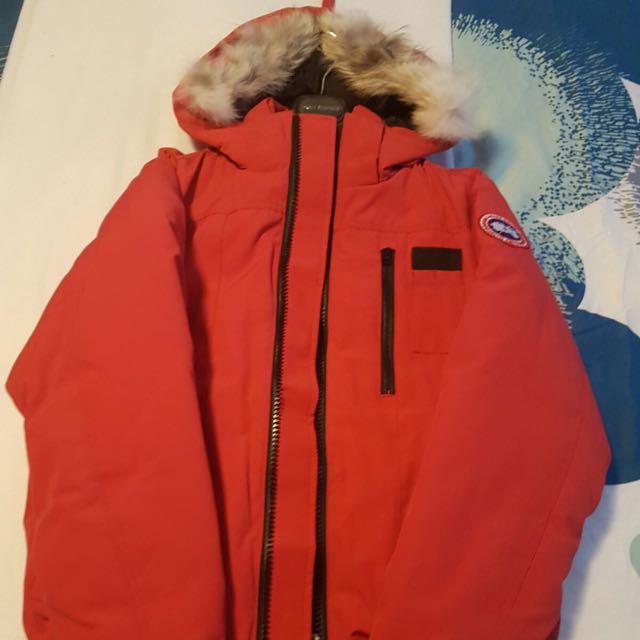 Men's Never Worn Canada Goose Jacket