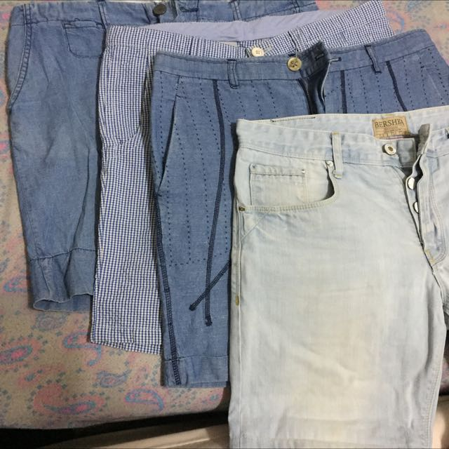 Mens Shorts and Beach Clothes