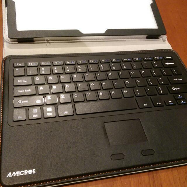 Microsoft Surface Pro Keyboard Bluetooth Works with any Bluetooth Device