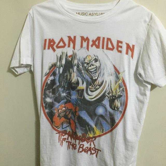 Music T Shirt. Music Asylum