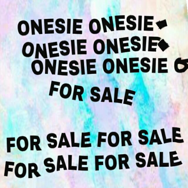 ONESIES FOR SALE