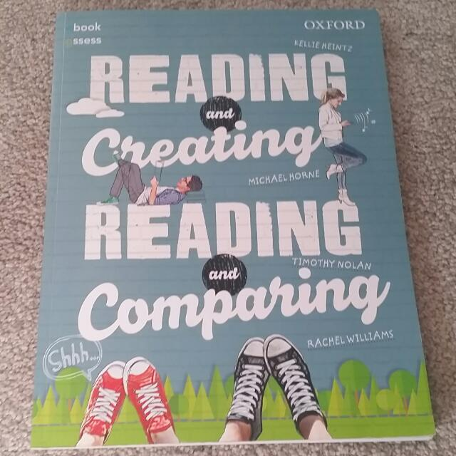 OXFORD Reading Creating Reading Comparing