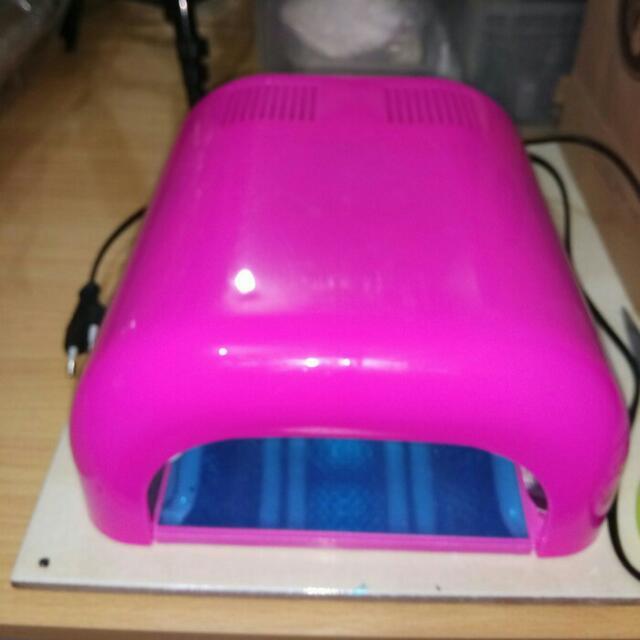 PENGERING KUTEK GEL / UV LED NAIL 36W