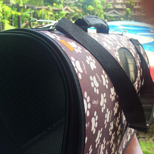 Pet Travelling Bag