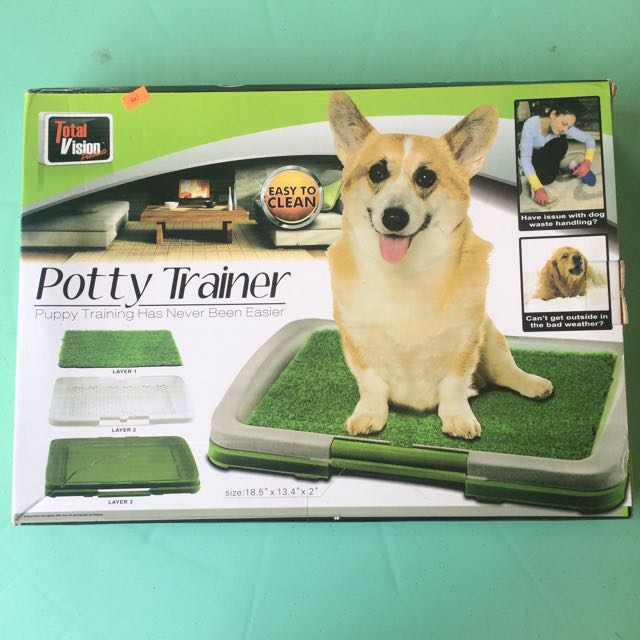 Potty Trainer Tray