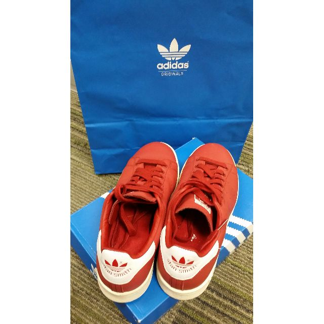 Pre-loved Original Stan Smith Red US Size 7