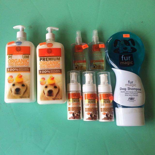 Premium Dog Organic Shampoo