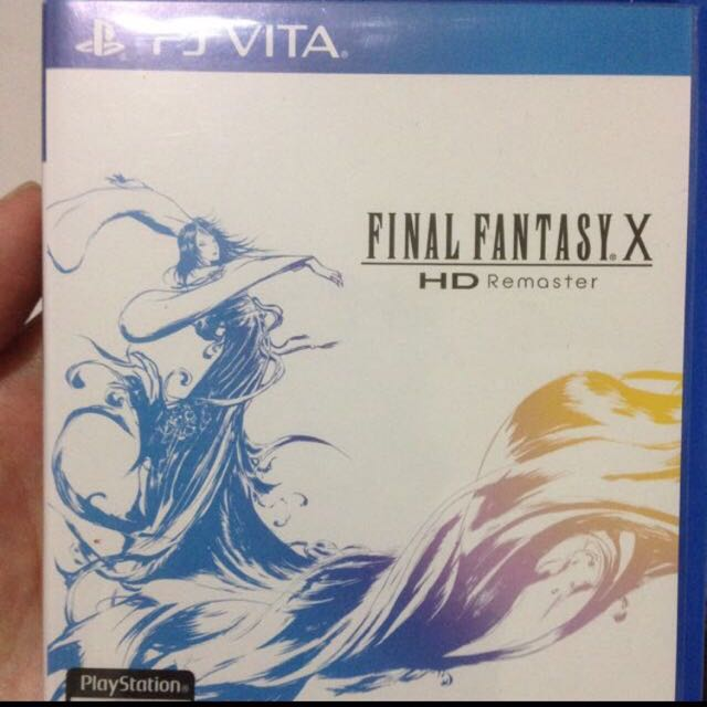 Psvita Final Fantasy X Chinese Subtitle