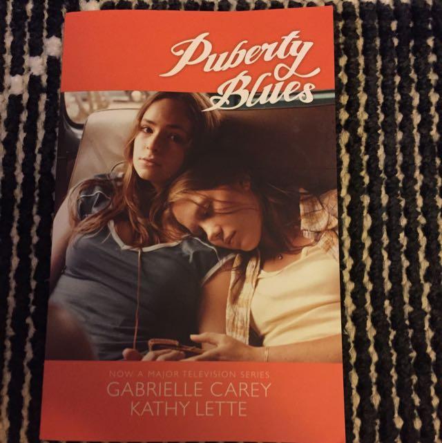 Puberty Blues Novel