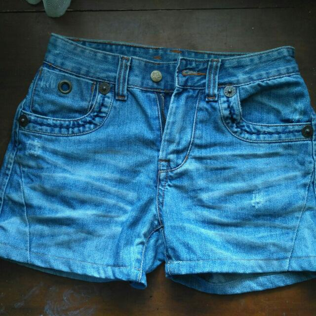 Rampage Denim Shorts