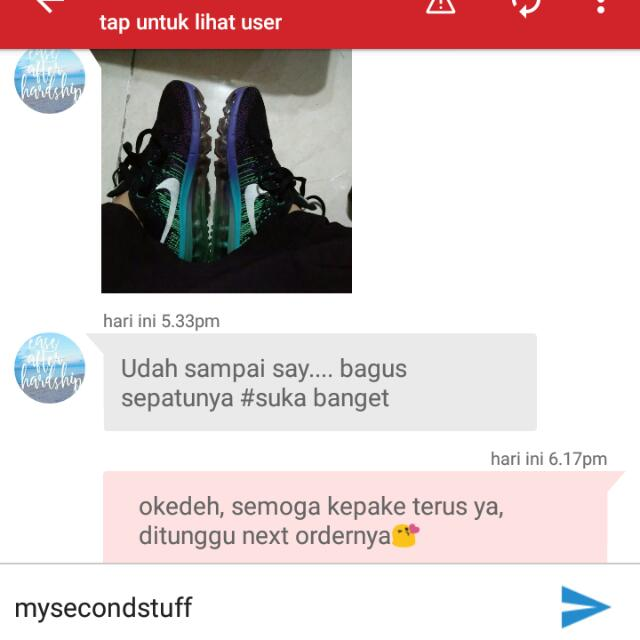real testi from BUYER