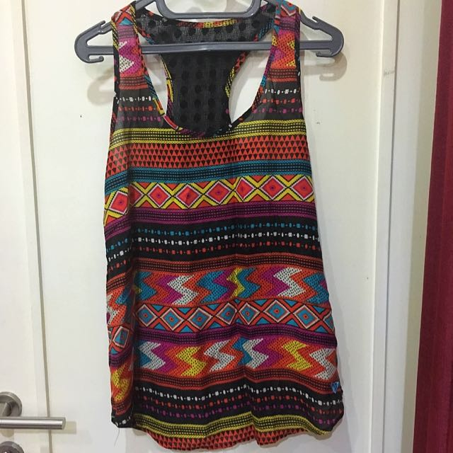 Roxy Tribal Top