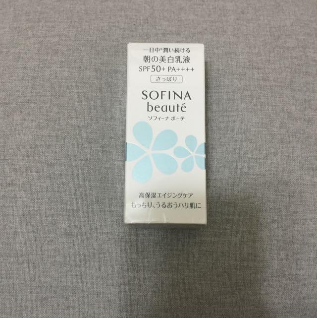 Sofina 防禦乳 隔離乳 清爽型(留)