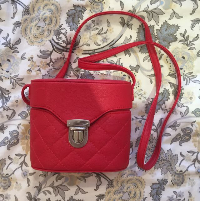 Sports girl Red Bag