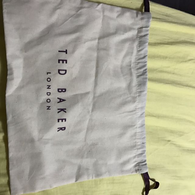 Ted Baker Dust Bag