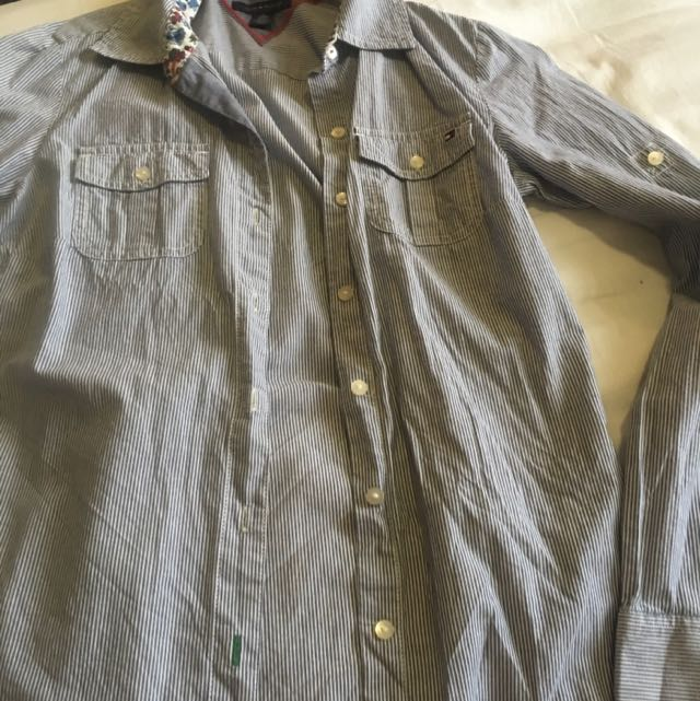 Tommy Shirt Casual Wear