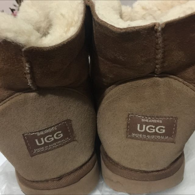 Ugg Size 10 Made In Au