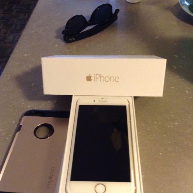 MAKE AN OFFER - UNLOCKED - iPhone 6 -16 GB