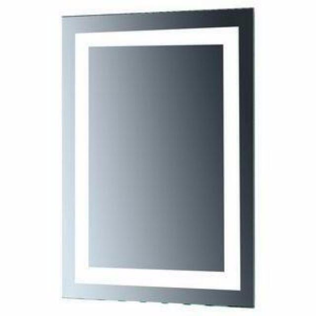 Vanity Mirror- Demister & Back Lit Mirror (500x700mm)