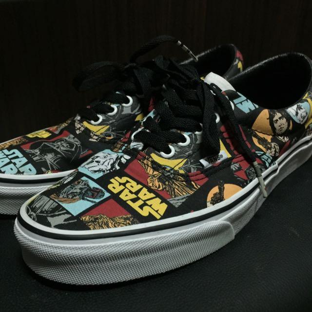 Vans X Star Wars