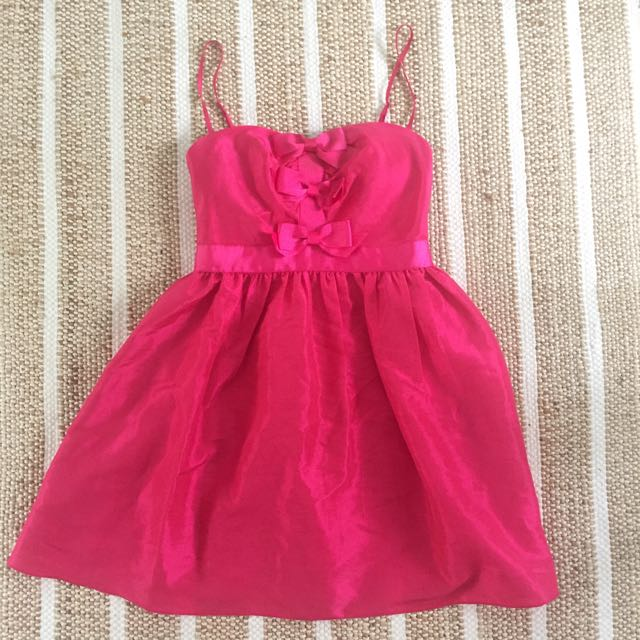 Vintage Allanah Hill Babydoll Dress Size 8
