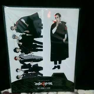 Block B 2014演唱會週邊 P.O 表志勳 人型立牌