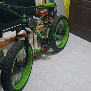 Fatbike Upgrade Trade With Full Suspention Bike Willing To Top Up If Below Price