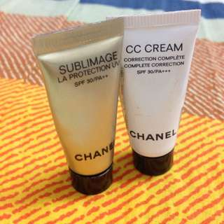 Chanel旅行組
