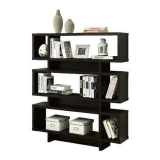 Brown Book Shelf