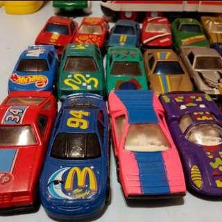 玩具 鐵殼類 汽車 × 25台  含運400