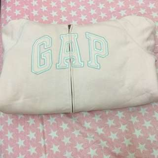 Gap厚刷毛(雪帕)外套