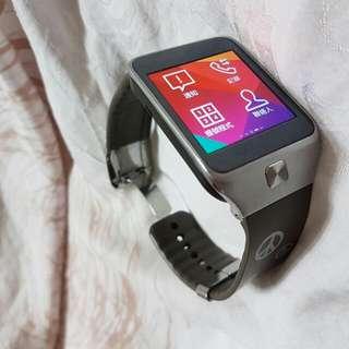 Samsung Gear2 手錶三星gear2 銀