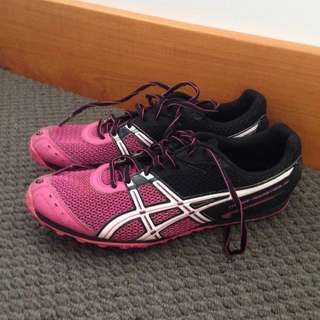 ASIC Running Spikes