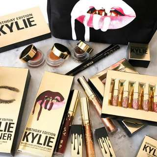 KYLIE BIRTHDAY EDITION SET **LIMITED EDITION**
