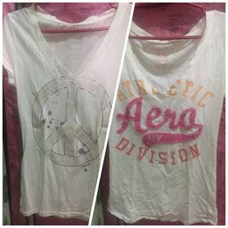 Preloved Aero Shirts