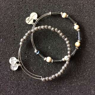 Alex And Ani Bracelet Set
